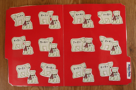 Polar Pals Addition 1-10