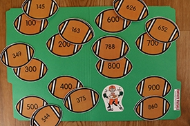 Fantastic Football Estimating to Nearest 100